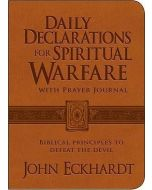 Daily Declarations For Spiritual Warfare