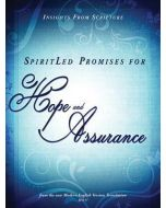 SpiritLed Promises For Hope And Assurance