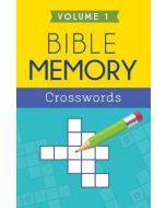Bible Memory Crosswords Volume 1