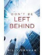 Tracts-Don't Be Left Behind,  25/Pack