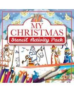 My Christmas Stencil Activity Pack