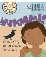 Talking Tales-Yummm!!  Elijah