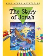 Mini Bible Activity Book-The Story of Jonah