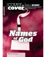 Cover To Cover BS- Names Of God, God's Character