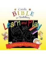 Candle Bible For Toddlers: Learn & Play - Hardcover