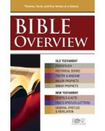 Bible Overview-Pamphlet