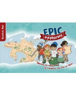 Epic Explorers Scratch Pad (4-7 years)