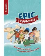 Epic Explorers Logbook (8-11 years)