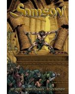 Comic Book: Samson