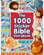 Sticker Bible Story Books for Kids