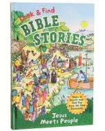 Look and Find Bible Stories – Jesus Meets People