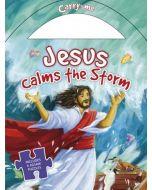 Jesus Calms The Storm: Jigsaw Puzzle Carry Me Series