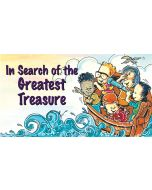 In Search of the Greatest Treasure (Tract) (min. 10)