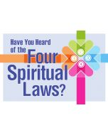 The Four Spiritual Laws - English (RPKG) (min. 20)
