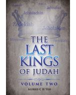 Last Kings of Judah, The, Vol 2