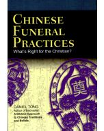 Chinese Funeral Practices