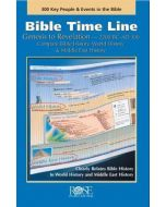Bible Time Line - Pamphlet