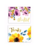 Note Cards-Thankful  Thanks 50 Premium Cards 18536