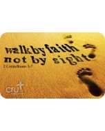 Gift Card - Walk By Faith