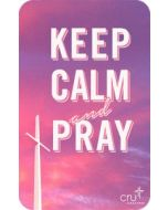 Gift Card – Keep Calm & Pray