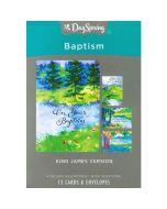 Boxed Cards-Baptism Step of Faith