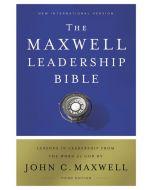 NIV Maxwell Leadership Bible, The, Third Edition