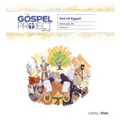 The Gospel Project for Kids (TGPK): Kids Leader Kit-Volume 2
