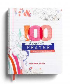 Journal with Devotional-100 Days of Prayer, J3103