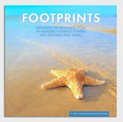 Calendar 2022-Footprints, J5304