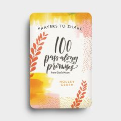 Prayers to Share: 100 P/Along Bible Promise 89881