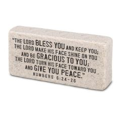 Scripture Stones-Lord Bless You, 40603