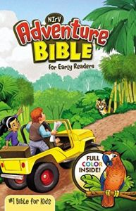 NIrV Adventure Bible for Early Readers Hardcover