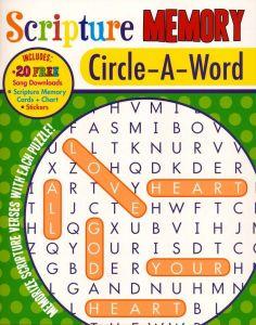 Scripture Memory Circle-A-Word