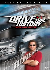 Drive Thru History Vol.1-Rome If You Want to (DVD)