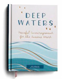 Journal-Deep Waters: Peaceful Encouragement