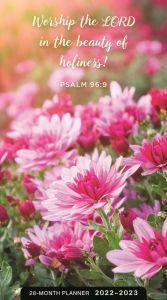 Planner 2022 (28 Month)-Psalm 96 : 9, J5316