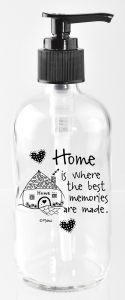 Soap Dispenser-Home Is Where The Best Memories Are Made, 5592