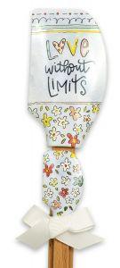 Spatula Set (Large & Mini): Love Without Limits, 81636