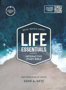 CSB Life Essentials Interactive Study Bible