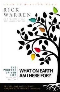 Purpose Driven Life Large Print