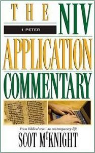 NIV Application Commentary NT-1 Peter