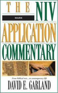 NIV Application Commentary NT-Mark