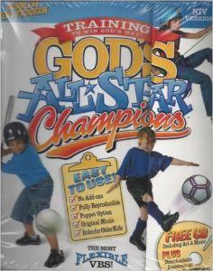 God's All Star Champions -NIV