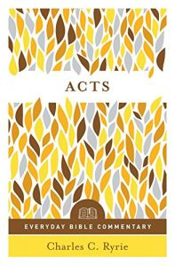 Everyday Bible Commentary Sr-ACTS