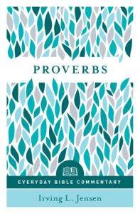 Everyday Bible Commentary Sr-Proverbs