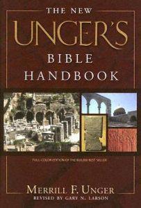New Unger's Bible Handbook (Revised)