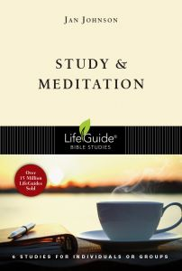 Study and Meditation (LifeGuide Bible Studies Series)