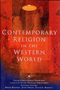 Dictionary Of Contemporary Religion/Western World