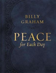 Peace for Each Day-Large Text Leathersoft