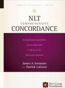NLT Comprehensive Concordance